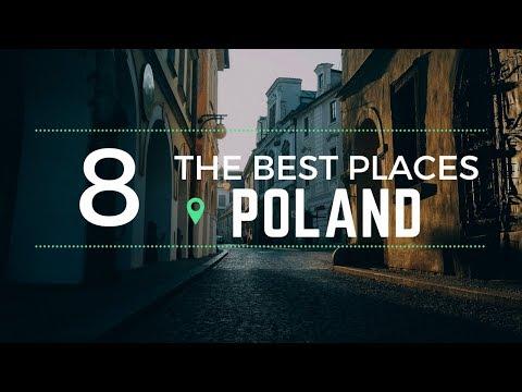 ТОП-8 лучших мест Польши