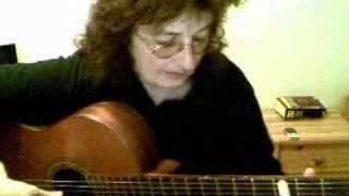 Jennifer Juniper/Donovan - Fingerstyle