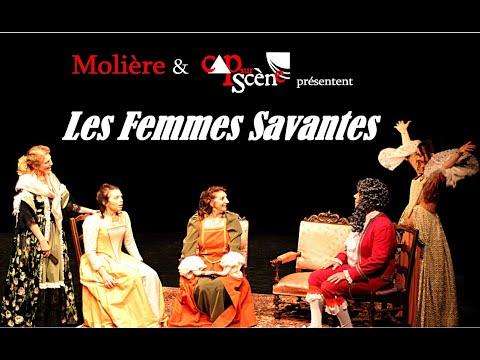 Les femmes Savantes - Cap sur Scène