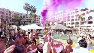 Nikki Beach Cabo San Lucas Champagne World tour March 1th 2014
