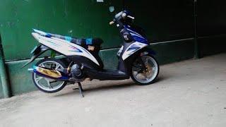 Modif Mio Gt Babylook Otomotif Modifikasi Indonesia