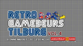 Retro Gamebeurs Tilburg Vol. 4 (2017) - Langstraat TV (Promo)