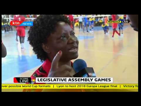 Scoreline: EAC inter-parliamentarian Governors cup launch in Mombasa