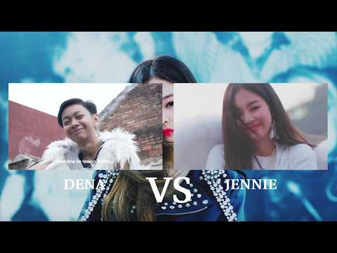 JENNIE - 'SOLO' VS DENA - 'JOMBLO' | PARODY | COMPARISON