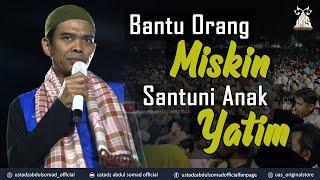 BANTU ORANG MISKIN, SANTUNI ANAK YATIM | Belilas, Indragiri Hulu, Riau | Ust. Abdul Somad, Lc., MA