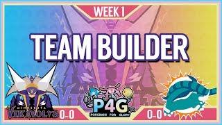 Donphan  - (Pokémon) - Minnesota Vikavolts Team Building P4G S2 Week 1: VS Miami Donphan | Pokemon Sun and Moon