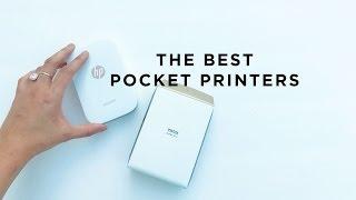 My Favorite Pocket Photo Printers!