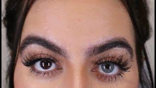 Best Coloured Contact Lenses For Dark Brown Eyes Luminous Lenses