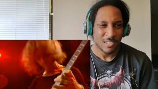 Deep Purple Child In Time Reaction!