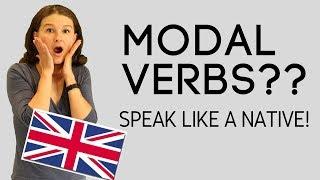 Говорим как носители! 4 проблемы с модальными глаголами. А нужно говорить так...