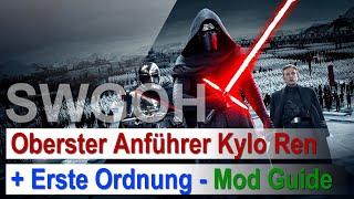 SWGOH - Oberster Anführer Kylo Ren und seine Erste Ordnung - Mod Guide