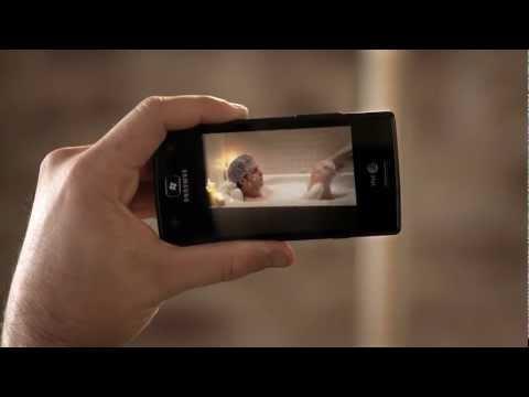 Samsung Focus - Spot promozionale