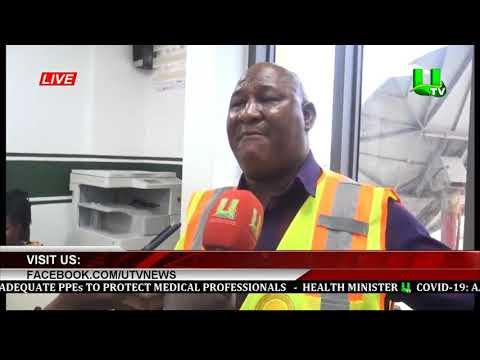 Covid-19: UTV News Assesses W/R DVALA's Preparedness