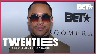 "Tequan Richmond Discusses The Time In Between ""Everybody Hates Chris"" & ""Boomerang"" 