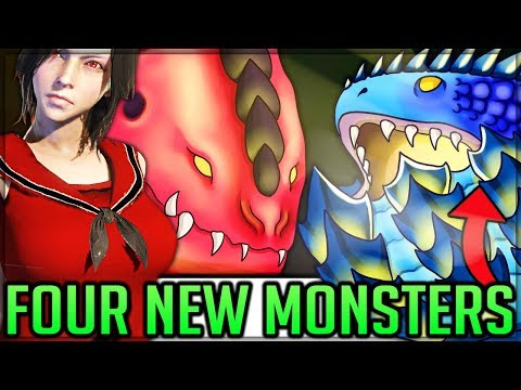 Download Four New Monsters Ultimate Bazelgeuse Aliens Vs