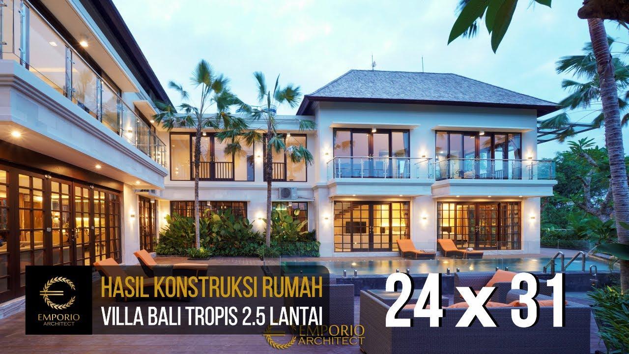 Video Mr. Ida Bagus Bhanutama's (Emporio Architect's Founder) Bali Villa Private House - Gianyar, Bali