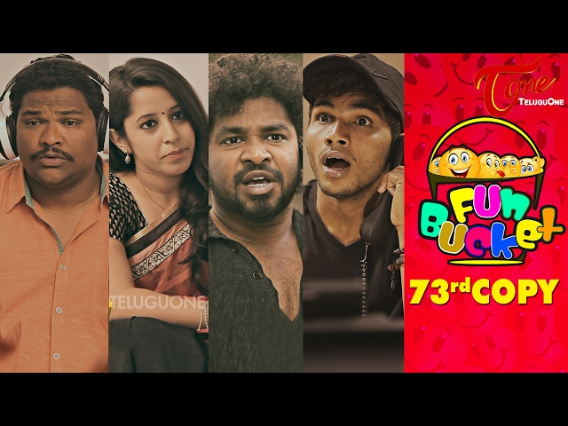 Fun Bucket – 73rd Episode | Mahesh, Vishnu Priya, Harsha