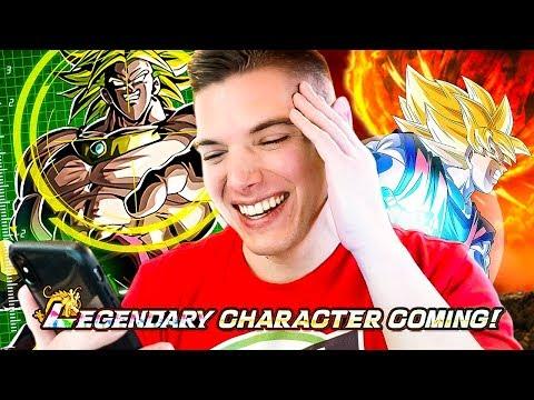 NEW Global FIRST LR Transforming Broly Summons! Dragon Ball Z Dokkan Battle