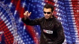 Razy Gogonea - Britain's Got Talent 2011 Audition - itv.com/talent