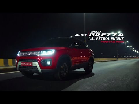 All-New Vitara Brezza | Unleash the Power to be Wicked