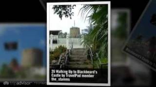 preview picture of video 'Blackbeard's Castle - Charlotte Amalie, St. Thomas, Virgin Islands US'