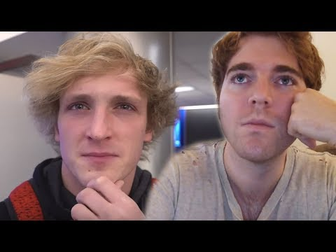 Logan Paul FIRED from YouTube Red? Shane Dawson Called Out!