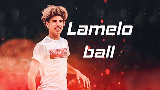 "LaMelo Ball ""Butterfly Effect"" ᴴᴰ"
