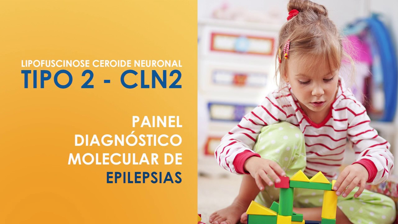 Lipofuscinose Ceroide Neuronal – CLN2