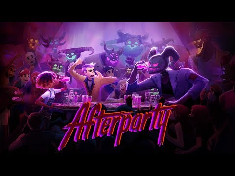 Afterparty Official Teaser Trailer thumbnail
