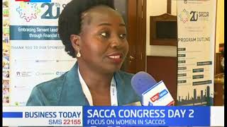 SACCA congress day 2 underway in Mombasa as focus shift to women in saccos