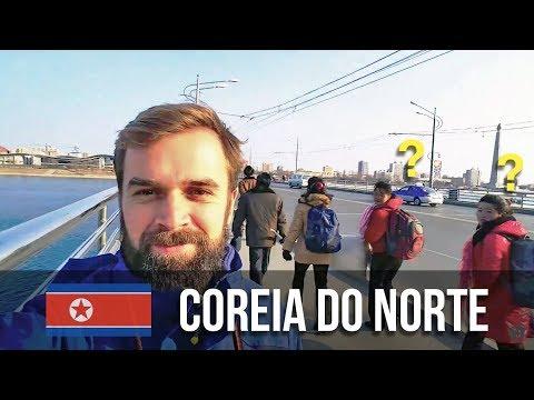 Conheça a COREIA DO NORTE