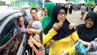 Komentar Warga yang Pertama Kali Bertemu Gubernur DKI Anies Baswedan: Pak Anies Bersih Banget Ya