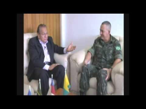Anísio entrevista o general Brigada Ubiratan Poty  - Gente de Opinião