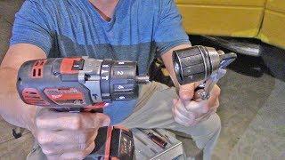 Cordless Drill Chuck Removal