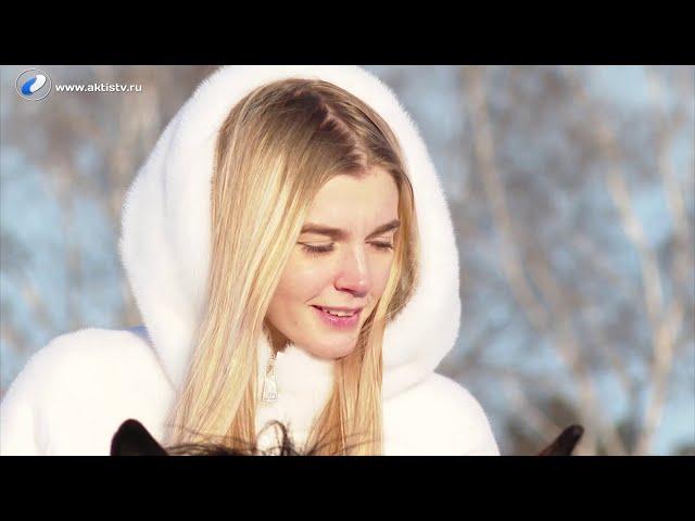 Снежная королева. Фотосессия