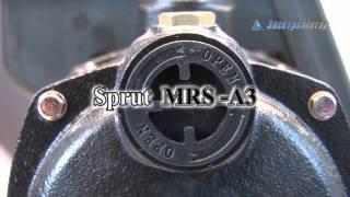 Насос Sprut MRS-A3 от компании ПКФ «Электромотор» - видео