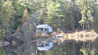 MY CABIN IN THE WILDERNESS!!!!