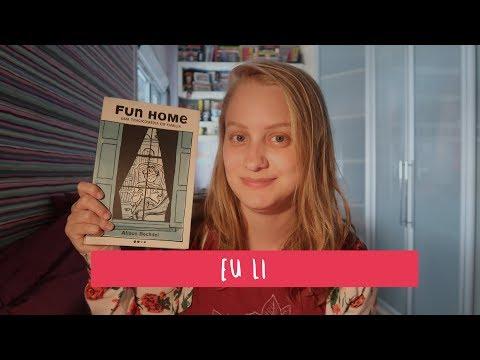 FUN HOME | Livros e mais #259