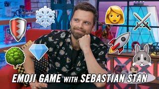 Emoji Game with Sebastian Stan | Marvel Studios