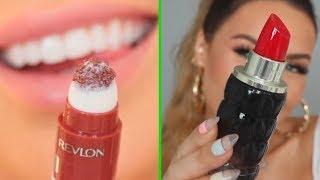 Необычные идеи для покраски женских губ - Видео онлайн