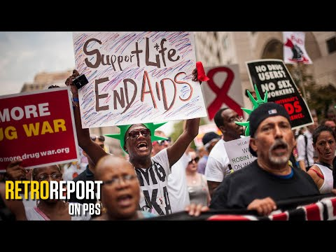 AIDS: From Ryan White to Today's Silent Epidemic   Retro Report on PBS