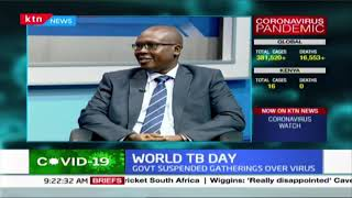 WORLD TB DAY: TB patients struggling with other respiratory disease