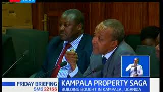 Public accounts committee wants foreign affairs ministry to explain about the building bought in Kam