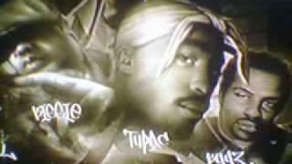 Tupac FT. Akon - Locked up [REMIX]
