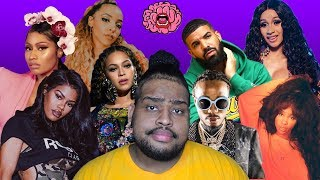 WHAT I WANT FROM YOUR FAVES IN 2019! (TOUGH LOVE!!!)