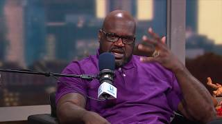 Shaquille O'Neal: Kobe Belongs in the NBA G.O.A.T. Discussion | The Rich Eisen Show | 1/31/19