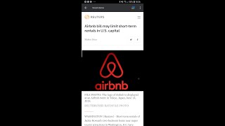 Gaining Stock in Airbnb | D.C. Regulations | Hidden Cameras in my Airbnb?