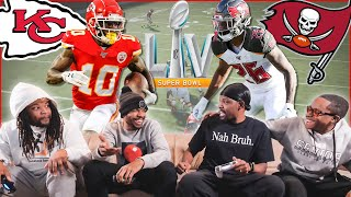 Tyreek Hill TORCHES Sean Murphy-Bunting & The Bucs In The Super Bowl!! (User Skills)