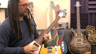 Seven Guitars, Three Amps, One Album: Chappers Dorje Studio Setup