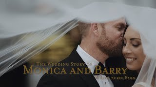 The most emotional wedding vows 😭 | White Acres Farms | Camp Hill, Alabama Wedding Video